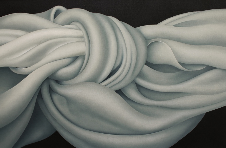 """""""Ebb and Flow""""  oil on canvas 24"""" x 36"""""""